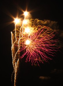 Fireworks-starlight